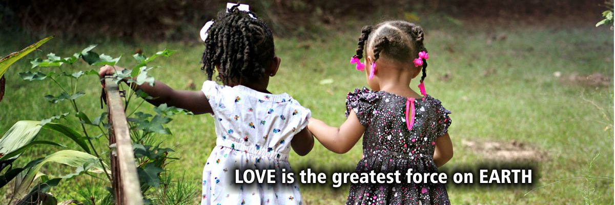 Love is the greatest force on earth